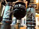 Duck Foot Brewing London Calling with Coconut Imperial Porter, 9% ABV 16oz CAN