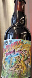 JACKIE O'S YOU'RE IN THE JUNGLE BABY! IMPERIAL STOUT 12.7oz (LIMIT 1 PER PURCHASE).