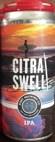 PORT BREWING CO. CITRA SWELL IPA 16oz can