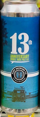 PORT BREWING CO. 13TH ANNIVERSARY DOUBLE IPA 19.2oz can