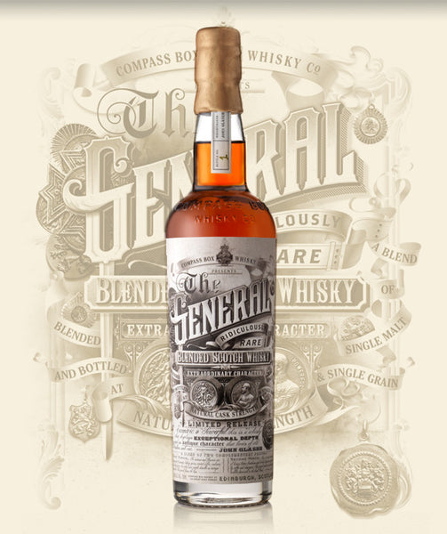The General Compass Box 750ml