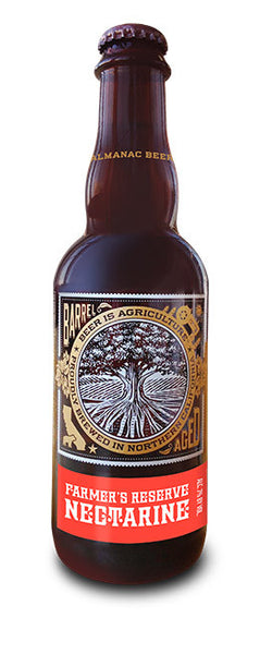 Almanac Beer Co Farmer's Reserve Nectarine 375ML