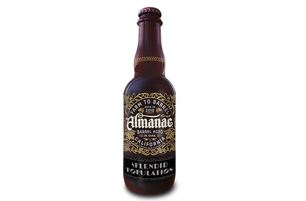 Almanac Beer Splendid Population 375ML