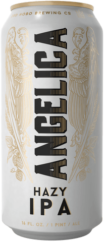 LORD HOBO BREWING CO. ANGELICA HAZY IPA 16oz can