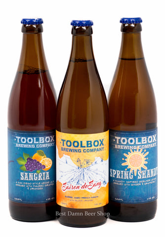 Toolbox Brewing Combo Pack