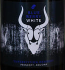 Superstition Meadery Blue Berry White 500ml Cork Finished