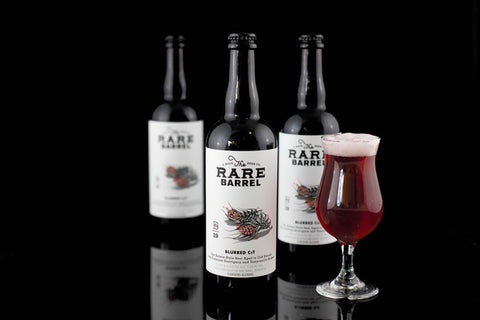 The RARE BARREL BLURRED CST Cab/Tempranillo grapes 750ml ( LIMIT 1 PER CUSTOMER)