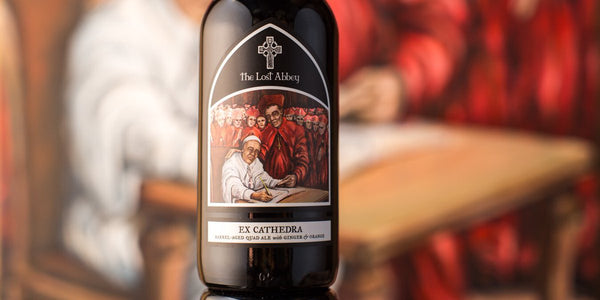 LOST ABBEY EX CATHEDRA 375ML LIMIT 3  (Read Info)
