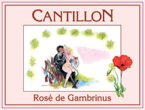 Cantillon Rose de Gambrinus Limit 1 READ INFO BEFORE