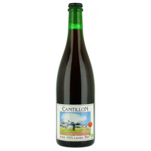 Cantillon Kriek 100% Lambic Bio 375ml (READ INSTRUCTIONS)