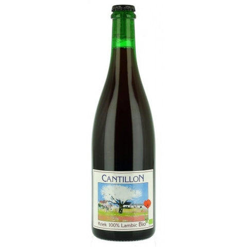 Cantillon Kriek BIO 375ml READ INSTRUCTIONS