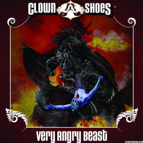 Clown Shoes Very Angry Beast Bourbon Barrel Stout