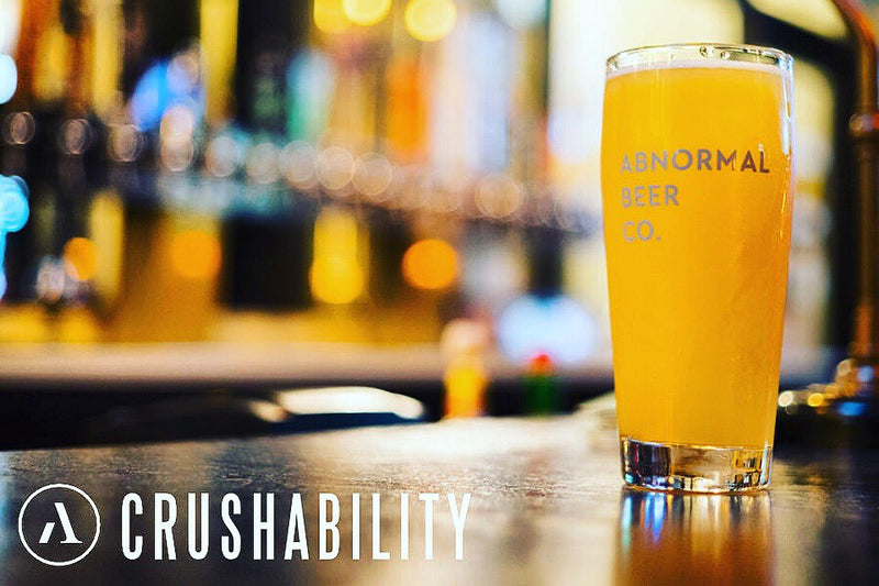 Abnormal Crushability w/Passion Fruit 16oz cans LIMIT 2 CANS