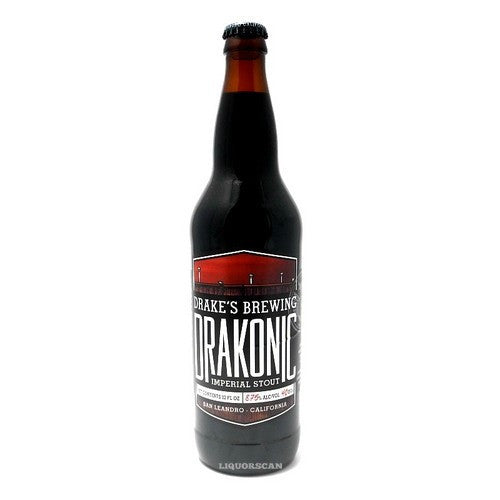 Drake's Drakonic Russian Imperial Stout