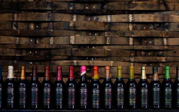 8 Bottle VARIETY 50/50 ECLIPSE 2019 VERY RARE BUNDLE - 500ml (BUNDLE 2)