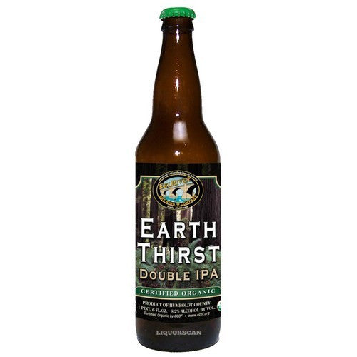 Eel River Earth Thirst Double IPA