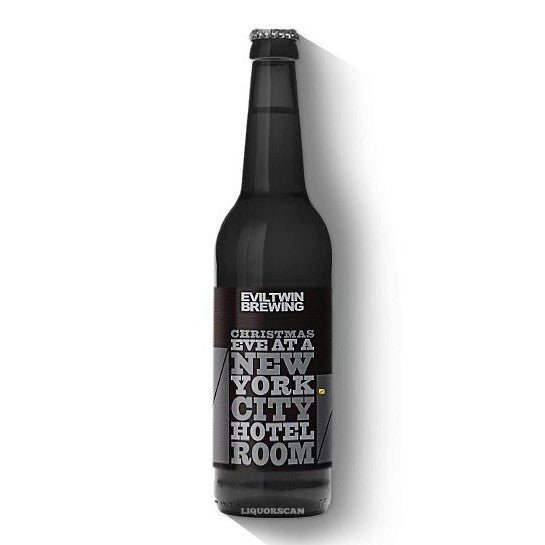 Evil Twin Christmas Eve in a New York City Hotel Room Imperial Stout 12oz
