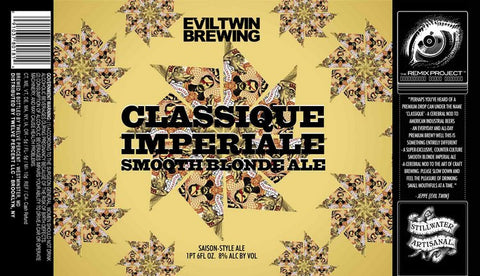 Evil Twin Stillwater Classique Imperiale