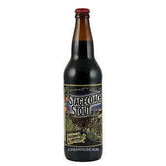 Figueroa Mountain Stagecoach Stout