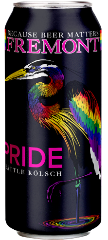 FREMONT BREWING PRIDE SEATTLE KOLSCH 16oz can