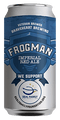 Braveheart Brewing Frogman Imperial Red Ale 12oz 6 PACK We Support