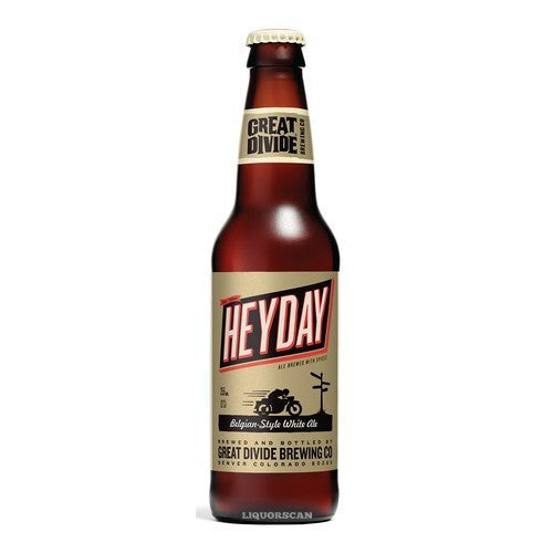 Great Divide Heyday Belgian White Ale