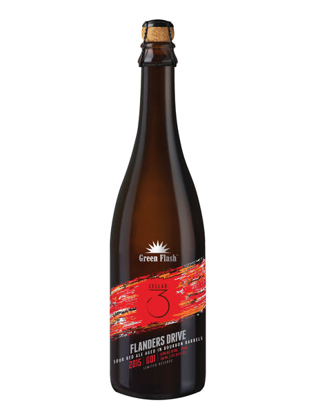 Green Flash Cellar 3 Flanders Drive SOUR 750ml LIMIT 1