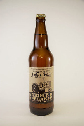 Ground Breaker Coffee Pale Ale 22oz