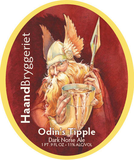 Haandbryggeriet Odin's Tipple Imperial Stout 500ml