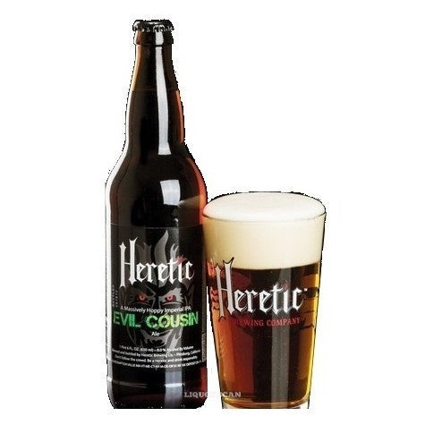 Heretic Evil Cousin Imperial IPA