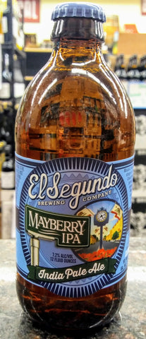 EL SEGUNDO BREWING CO. MAYBERRY IPA 12oz