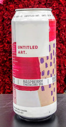 UNTITLED ART. RASPBERRY CHEESECAKE LACTOSE IPA 16oz can