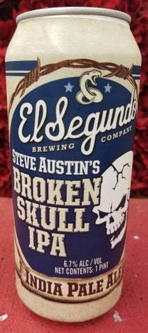 El segundo Broken Skull 16oz CAN