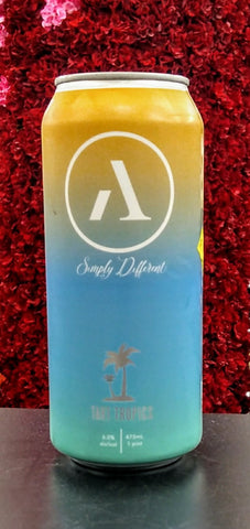 ABNORMAL BEER CO. TART TROPICS IMPERIAL BERLINER WEISSE ALE 16oz can