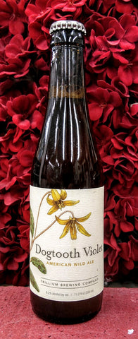 TRILLIUM BREWING CO. DOGTOOTH VIOLET AMERICAN WILD ALE 330ml