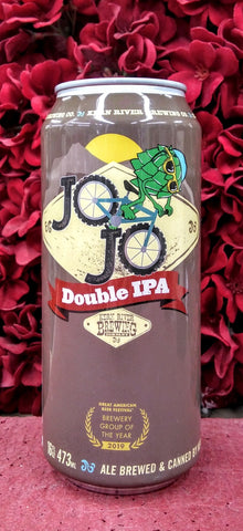 KERN RIVER BREWING CO. JOJO DOUBLE IPA 16oz can