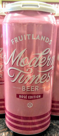 MODERN TIMES FRUITLANDS ROSE EDITION 16oz can