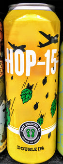 PORT BREWING CO. HOP-15 DOUBLE IPA 19.2oz can