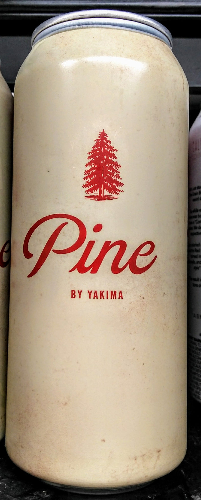 PARIAH BREWING CO. PINE BY YAKIMA HAZY IPA 16oz can