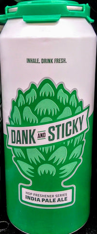 THE HOP CONCEPT DANK AND STICKY IPA 16oz can
