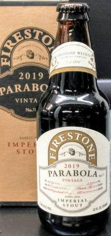 Firestone Walker Parabola Barrel Aged Imperial Stout 2019 12oz