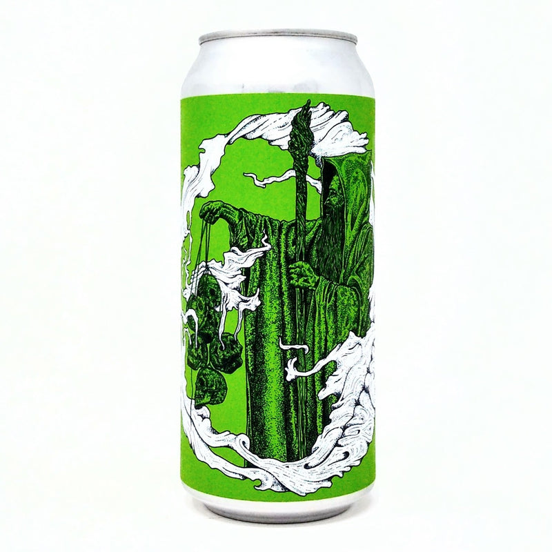GHOST TOWN BREWING RECLUSE JUICY IPA 16oz can