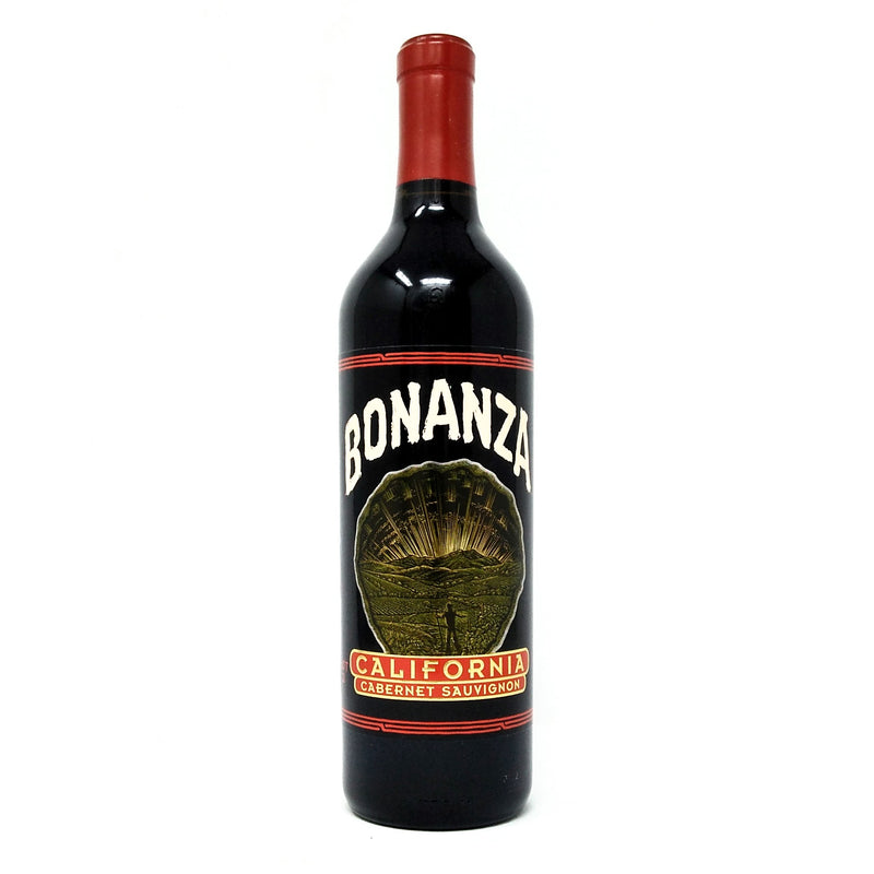 BONANZA WINERY LOT 2 CABERNET SAUVIGNON CALIFORNIA WINE