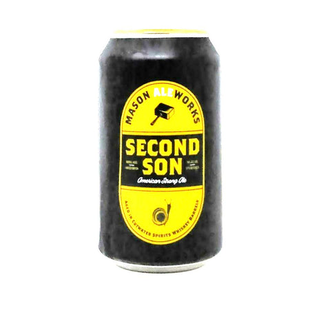 MASON ALE WORKS SECOND SON BA AMERICAN STRONG ALE 12oz can