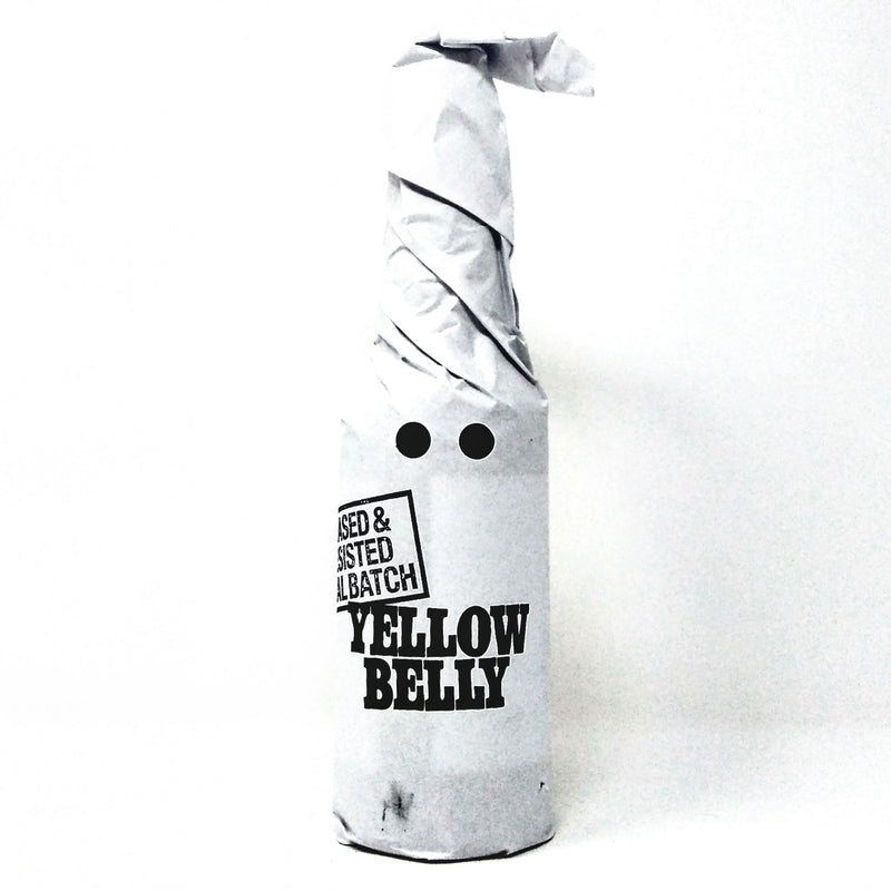 BUXTON BREWERY & OMNIPOLLO YELLOW BELLY CEASED DESISTED FINAL BATCH IMPERIAL STOUT 12oz (LIMIT 2)