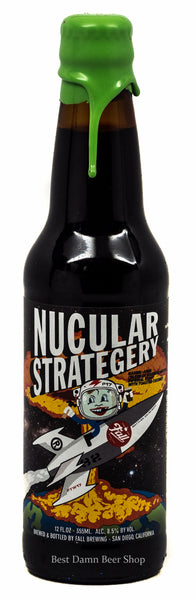 Fall Brewing Company Nucular Strategery 12oz