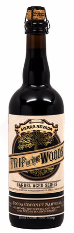 Sierra Nevada cocoa coconut barrel aged Narwhal 750ml