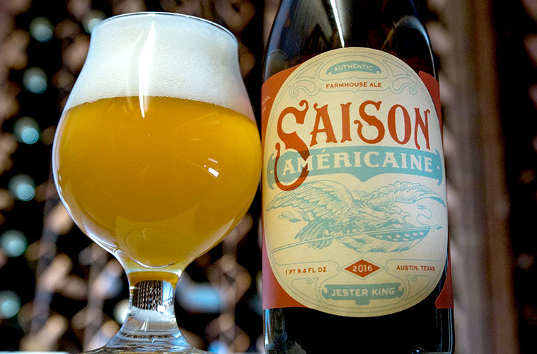 Jester King Saison Americaine 750ml LIMIT 1