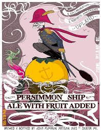 Jolly Pumpkin / Upland Persimmon Ship Wild Sour 750ml