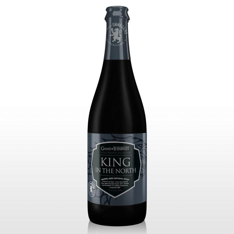 Ommegang Game of Thrones: King in the North 750ML STOUT
